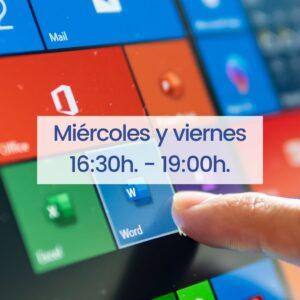 curso de Microsoft 365