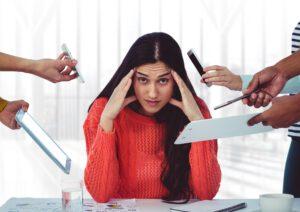 gestionar el estrés laboral
